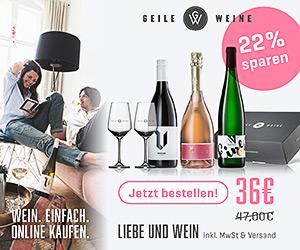 Geile Weine Weinfachgeschäft